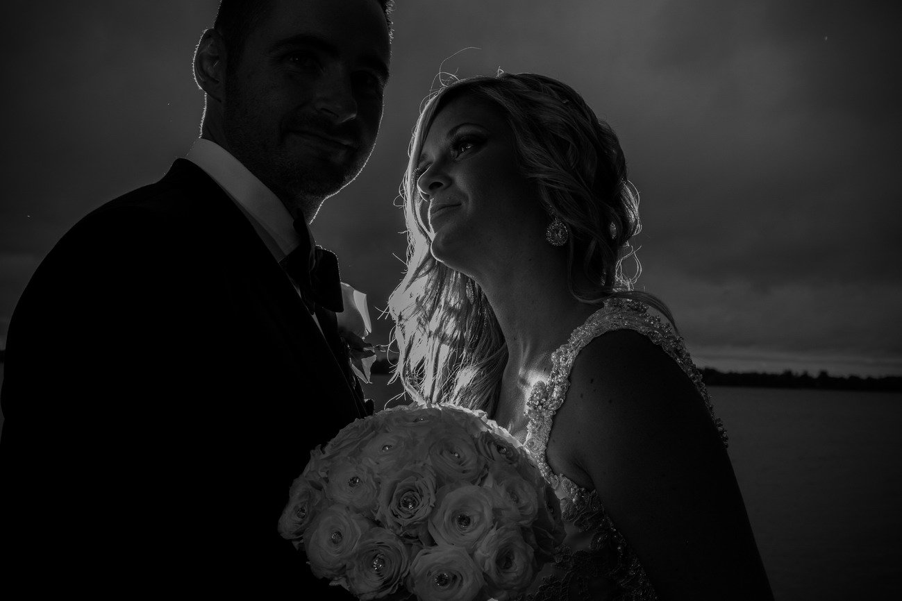 Hotel chateau vaudreuil wedding photo